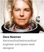 Dava Newman TEDWomen 2013
