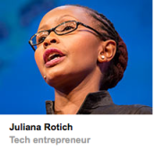 Juliana Rotich TEDWomen 2013